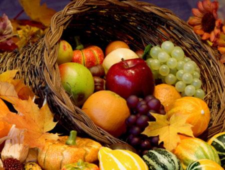 Health Benefits of Fall's Seasonal Foods
