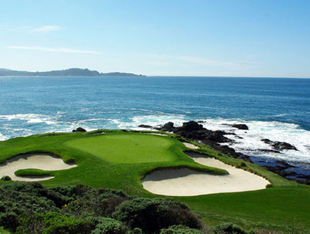 Fore! Our Top Five Golf Course Picks