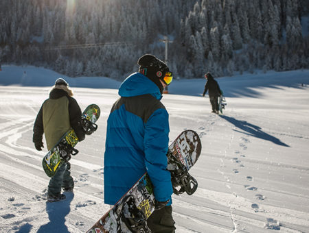 Top 5 Places to Snowboard or Ski in the US