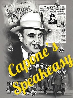 Capone Speakeasy