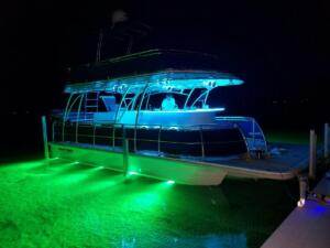 30' X 12' Party Boat