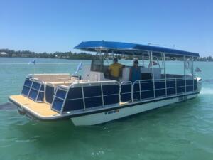 2019 32x11 Catamaran Coach Trimaran