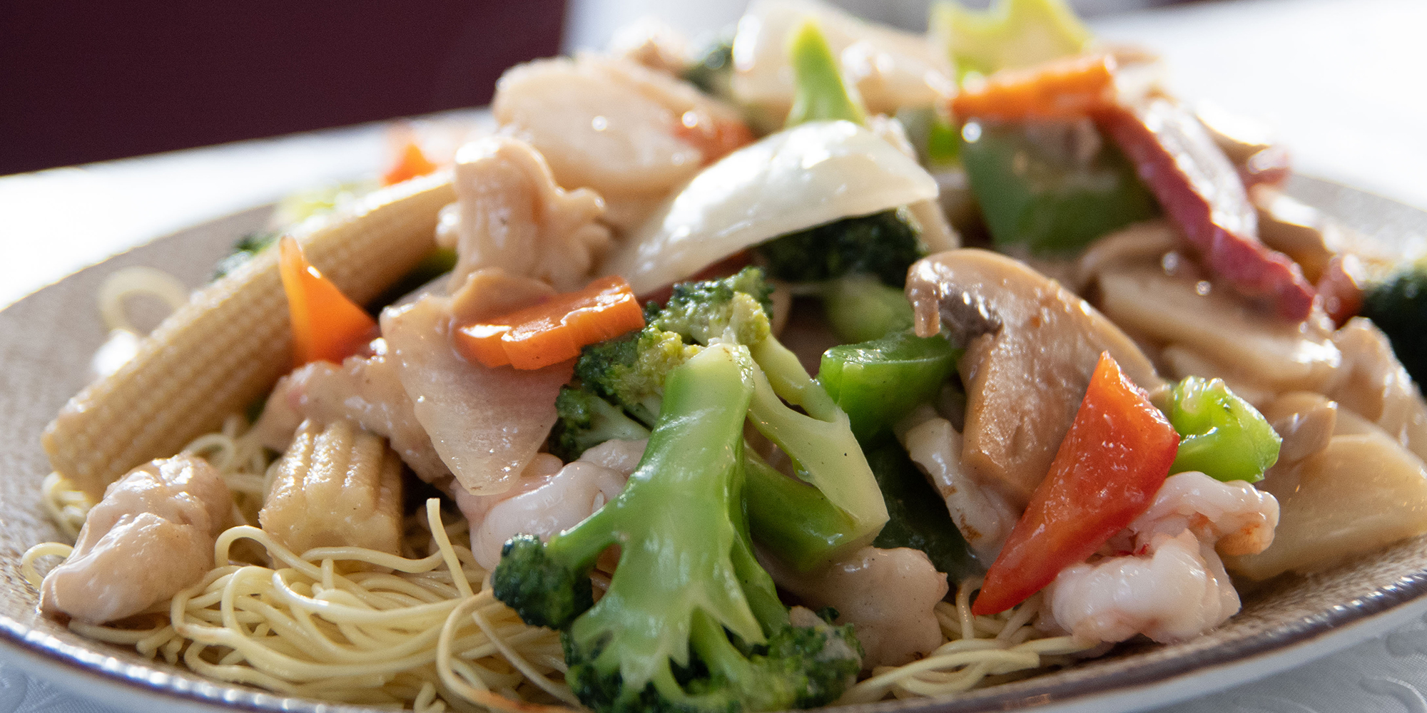 Cantonese-Chow-Mein