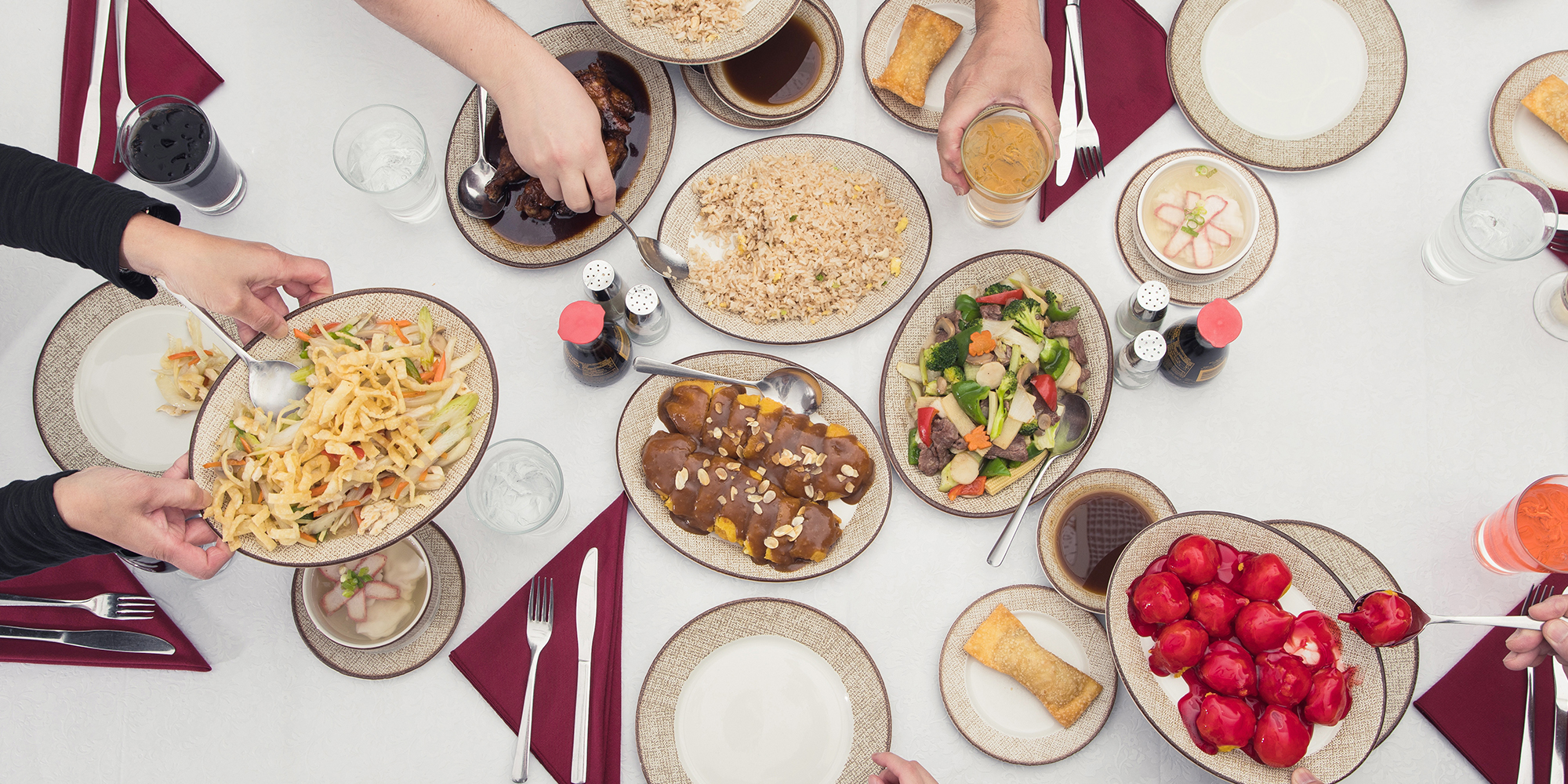 Chinese-Dinner-for-four
