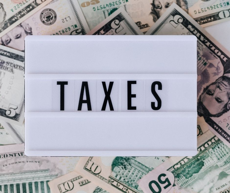 Taxes + Selling A Home