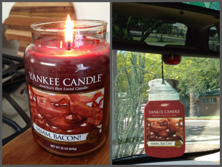 Surround yourself with the scent of bacon, 24/7