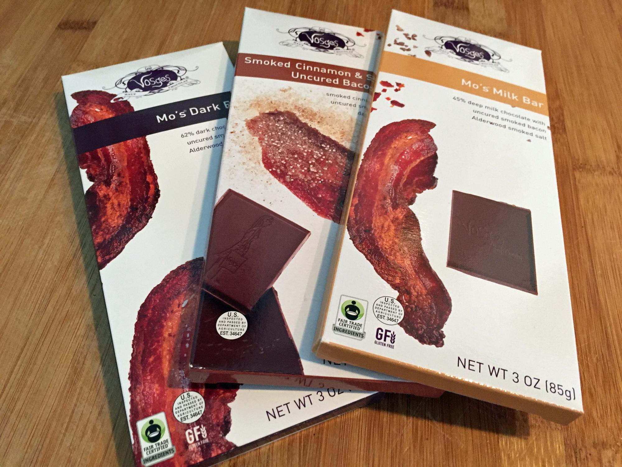Chocolate Bacon Friendship