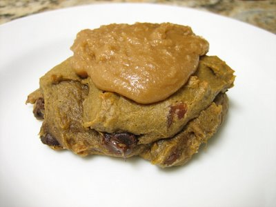 Bacon Pumpkin Chocolate Chip Cookies