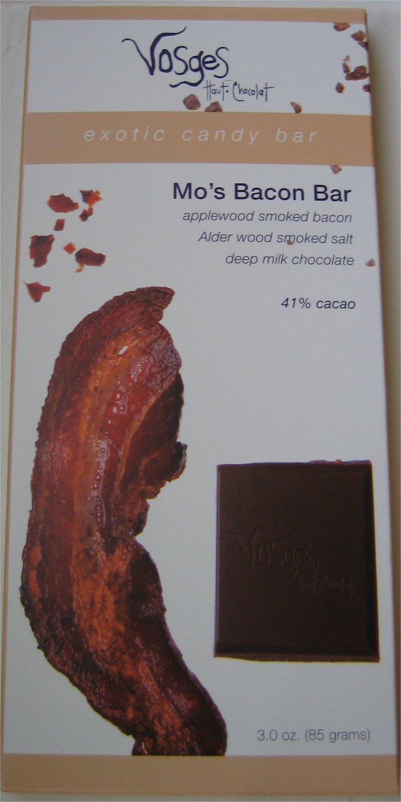 Bacon Candy Bar