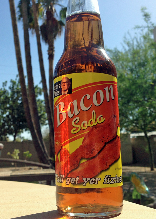 Bacon Soda by Lester's Fixins