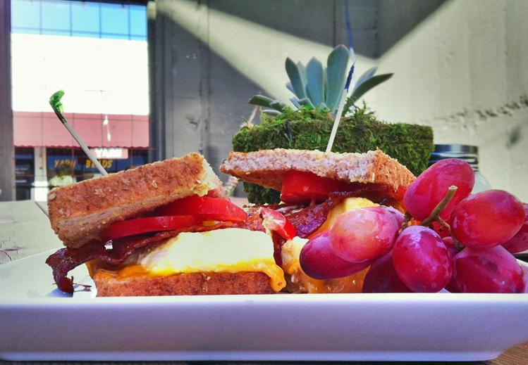 National Pork Month, Day 22: Crema Cafe