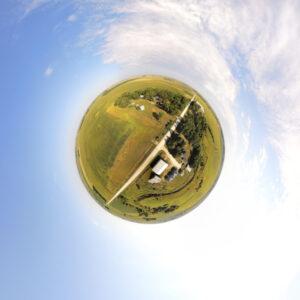 A farm near Stanhope