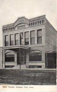 Elks building