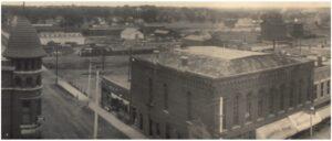 Building in Webster City