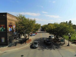 Downtown Webster City