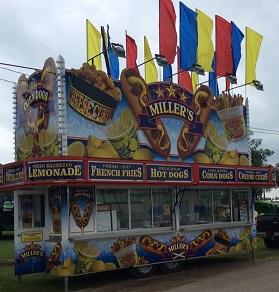 fairfood stand