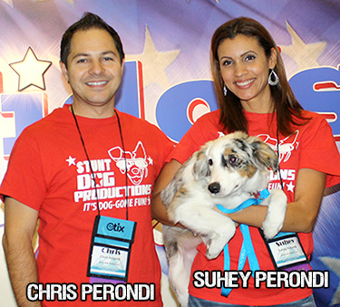 Stunt Dog Productions Owners