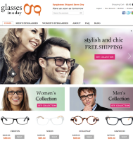 Responsive Website with Shopping Cart