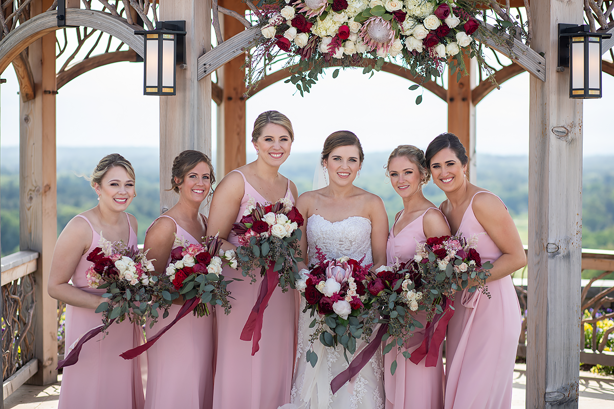 Great Horse Country Club wedding