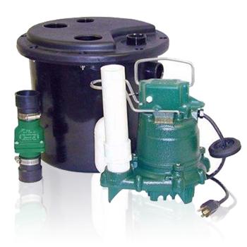 Sump Pump System