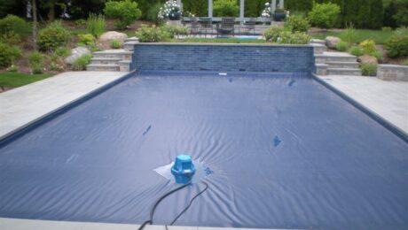 pool cover pump