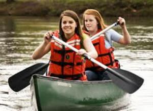Youth Canoe