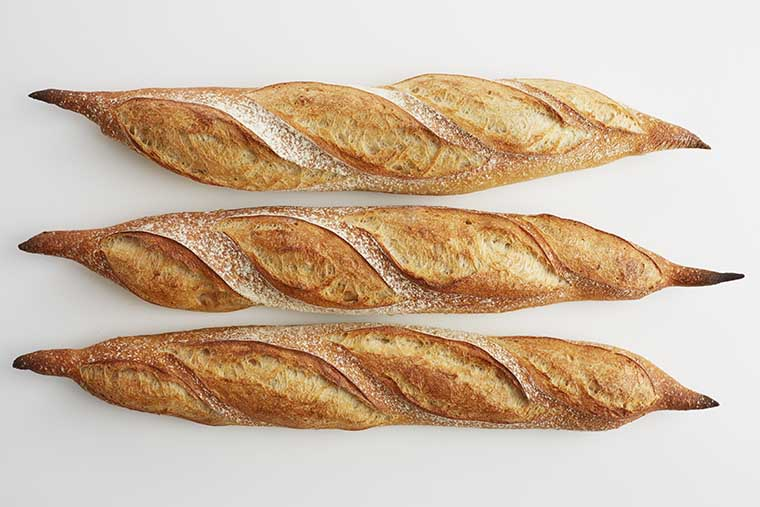 Baguette Bread Story New York
