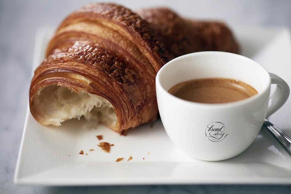 Bread Story New York croissant