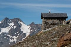 Austrian Alps Cabin