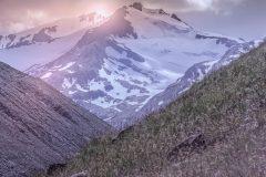 Austrian Alps Sunrise