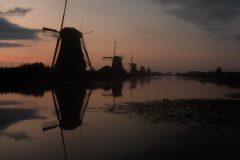 Windmill Silhoutte