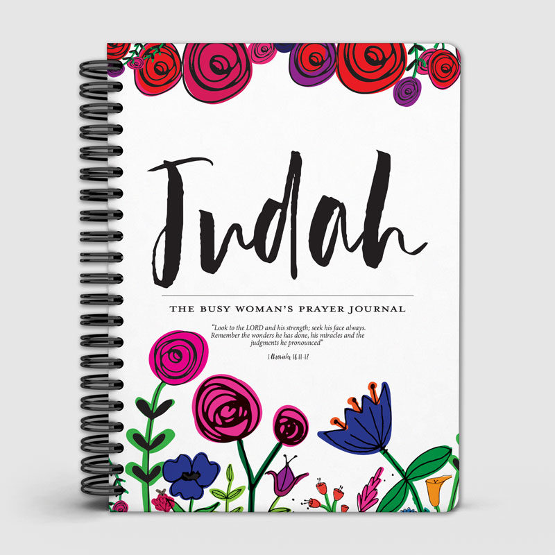 Judah's Journal Busy Woman Prayer Journal - Main product image