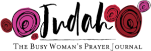 judahs journal prayer logo