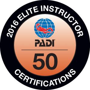 2016 Elite Instructor Award