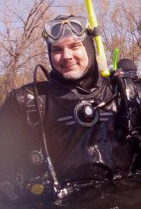 Andrew Grove - Owner / Divemaster