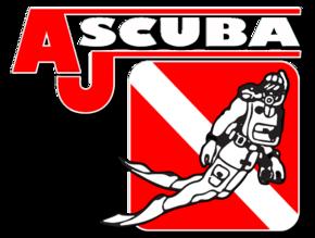 AJ Scuba Logo