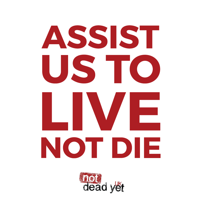 ASSIST US TO LIVE NOT DIE