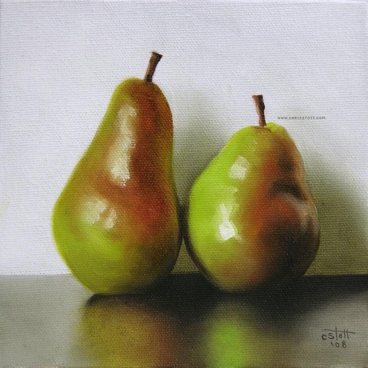 6 x 6 / oil on canvas / 2008