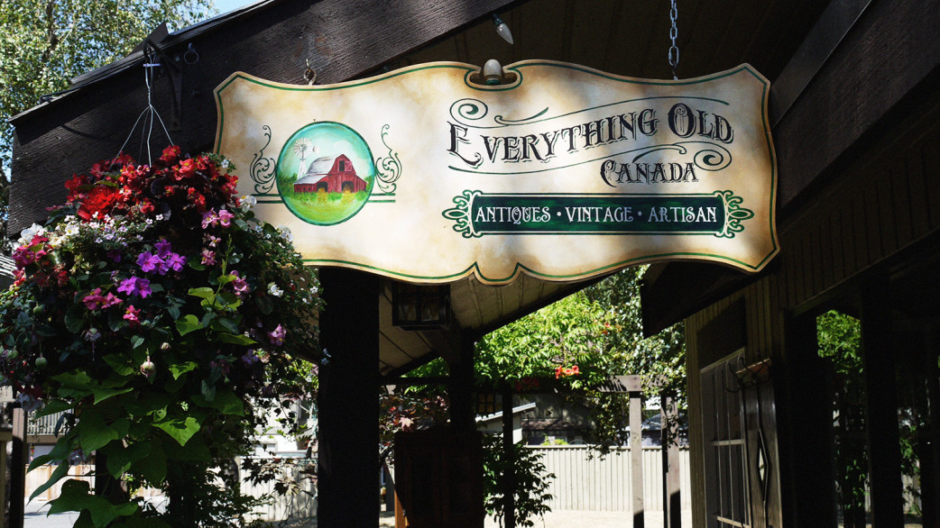 Everything Old Canada