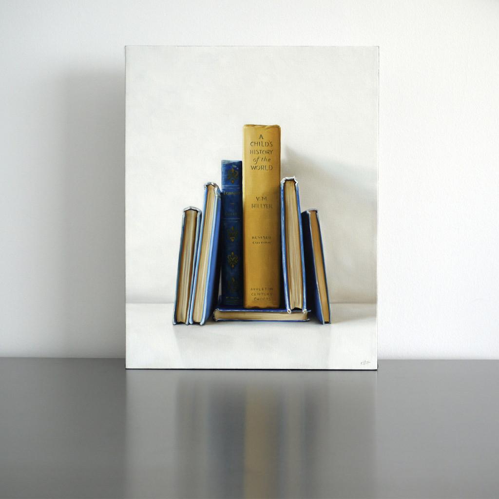 History of the World / 18 x 14 / Christopher Stott