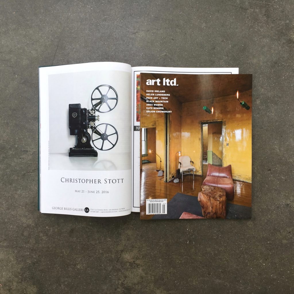art ltd. Magazine / June 2016