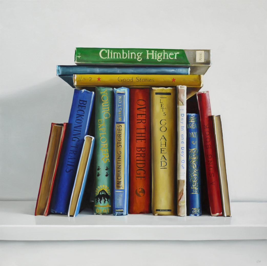 Climbing Higher by Christopher Stott