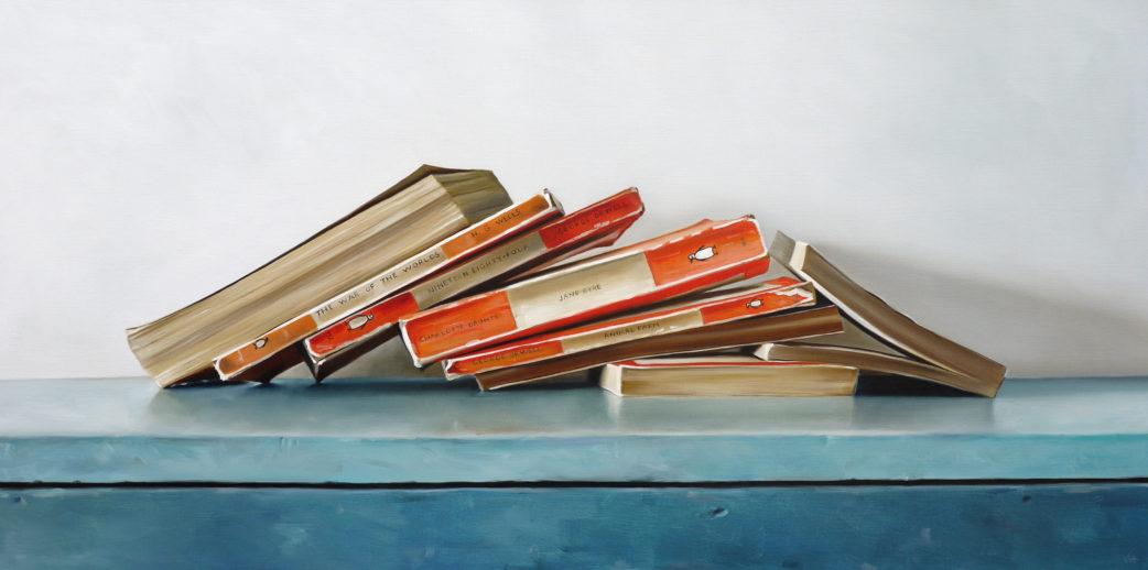 Eight Penguin Classics by Christopher Stott