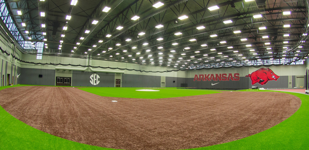 Malmstrom White - University of Arkansas