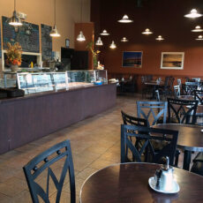 TwinBridges Restaurant and Catering - Inside