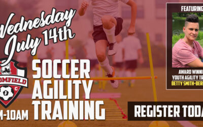BSC & BSB – Agility Training Registration Underway!