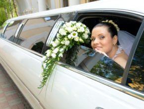 Elegant Wedding Transportation