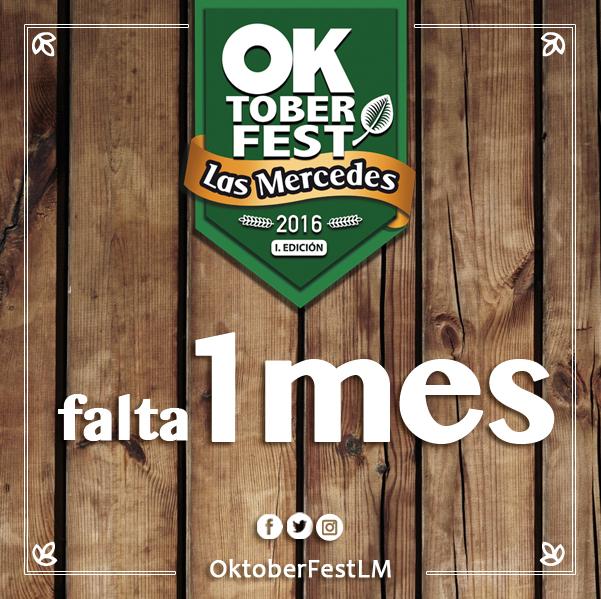 Oktoberfest Las Mercedes