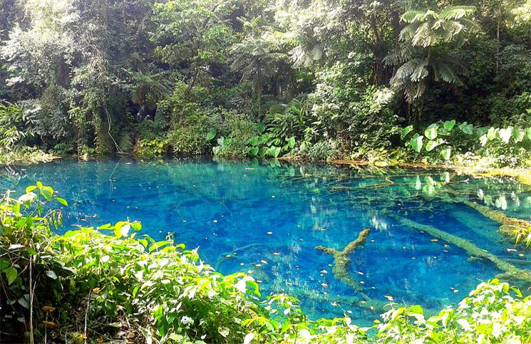 Pozo Azul en Barinas