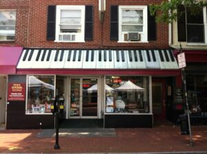 Sign up for Guitar lessons with Brad at Taylor's Music in West Chester.
